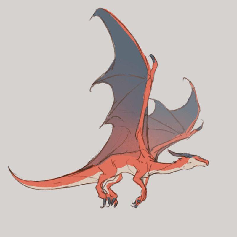 Гифка драконы, днем николы открытки