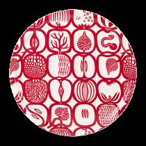 Tray Fruktlåda, Pattern by Stig Lindberg 45 cm