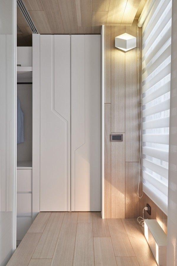 In floor storage makes this creative house design special for Barba arredamenti vico equense