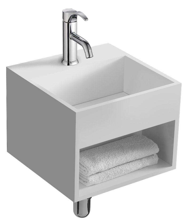 Mineralguss Waschtisch Eckig 0401005 In Der Kategorie Waschtische