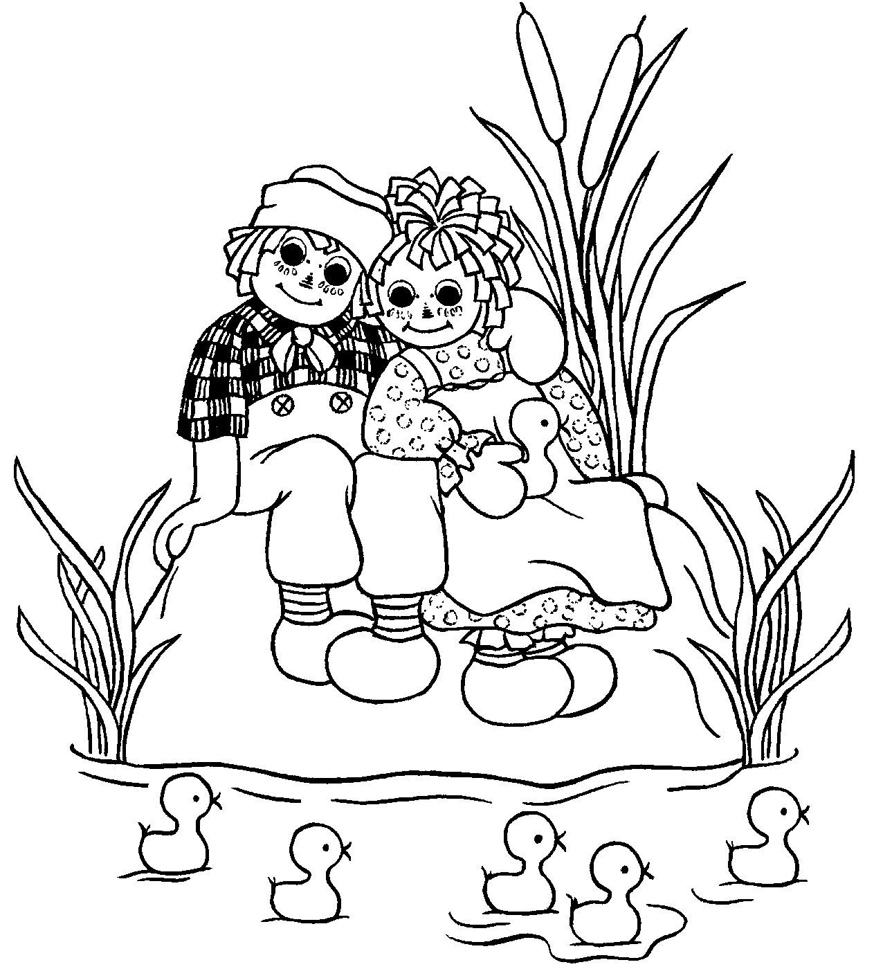 Coloring Pages Raggedy Ann And Andy Coloring Pages 1000 images about raggedy ann and andy quilt on pinterest book embroidery image search