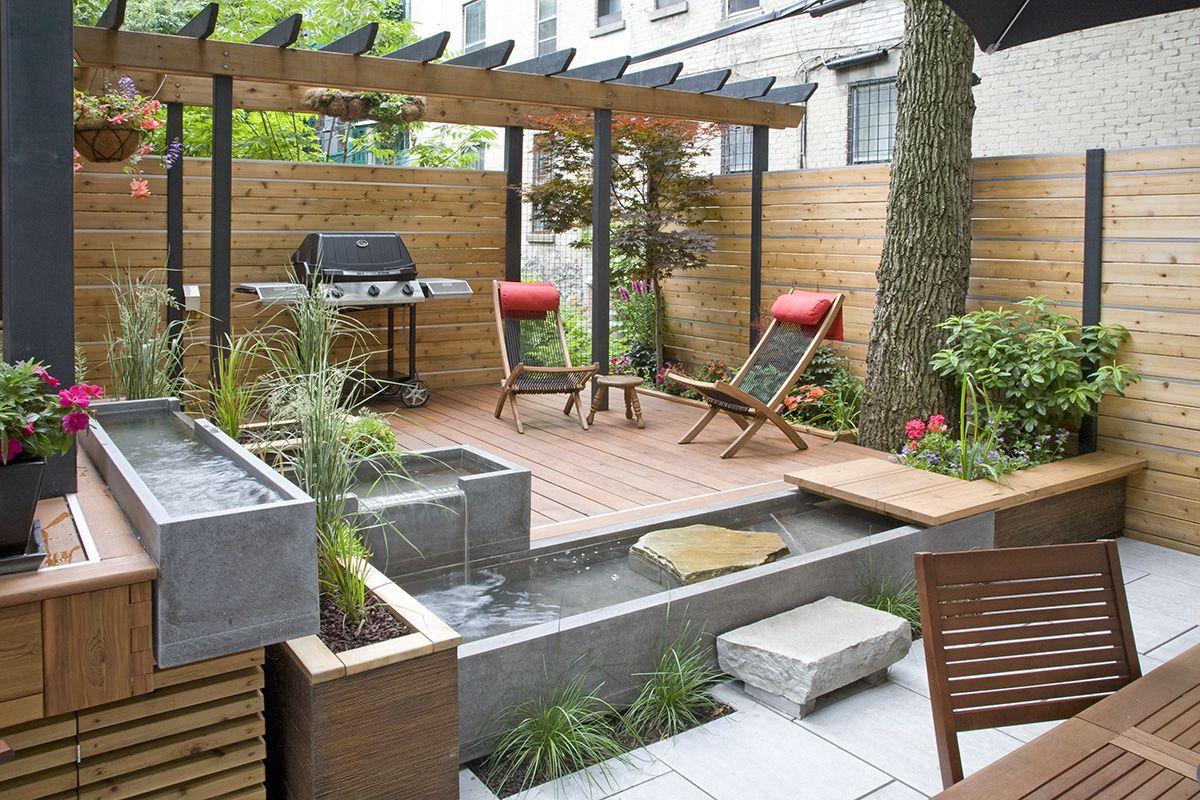 Seymour circuito de agua pinterest for Piscinas y terrazas ideales