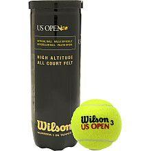 Wilson Us Open High Altitude Tennis Balls 4 Pack Tennis Balls Tennis Tennis Games