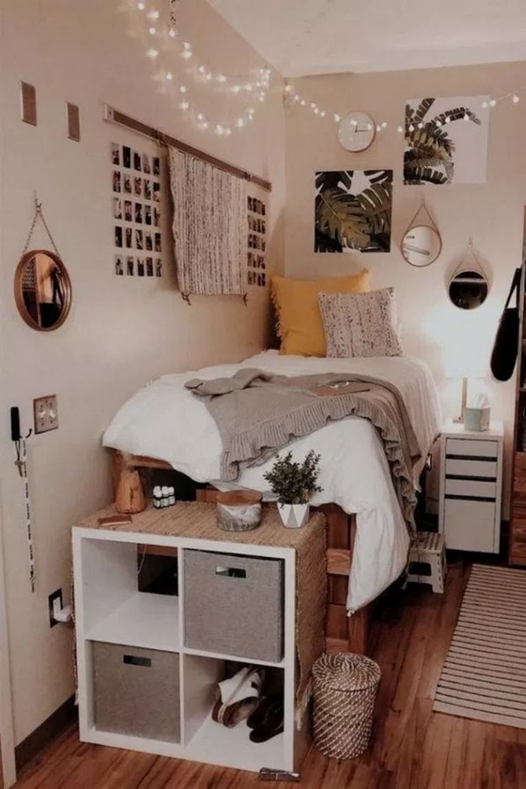 Best Dorm Room Ideas That Will Transform Your Room - WEBvisit