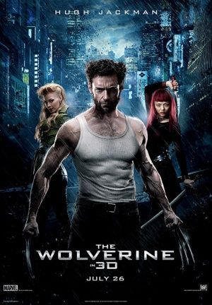 The Wolverine Film Wikipedia The Free Encyclopedia Wolverine Movie Wolverine Film Wolverine Poster