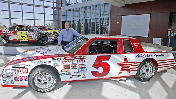 Image result for rick hendrick, all star racing