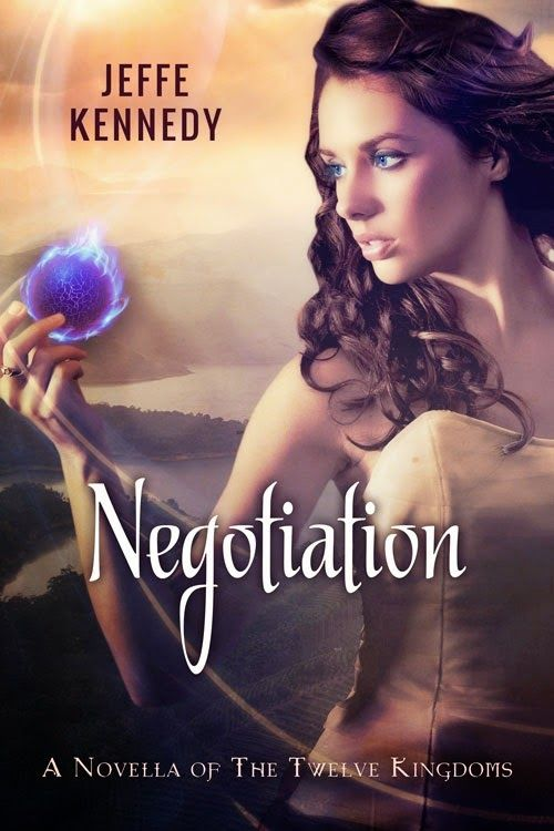 New Release: Negotiation by Jeffe Kennedy (free for limited time) | I Smell Sheep