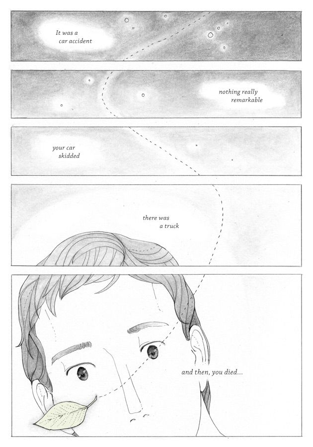 The Egg by Andy Weir - now with pictures!