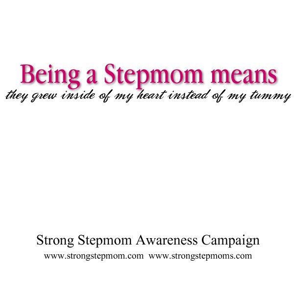 3 Being a Stepmom | stepmom | Family quotes, Step parenting ...