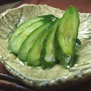 Nukazuke - Vegetales encurtidos