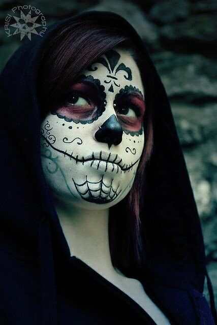 catrina the face of the mexican days of the dead. Black Bedroom Furniture Sets. Home Design Ideas