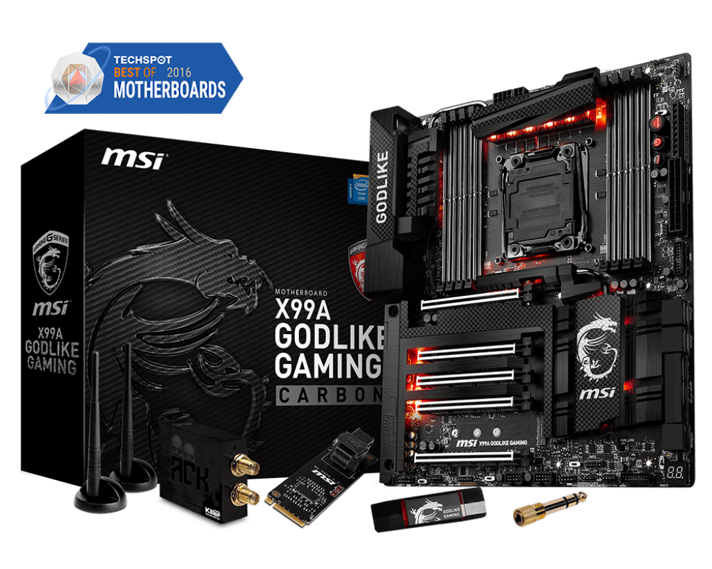 MSI designs and creates top-tier gaming gear for gamers.