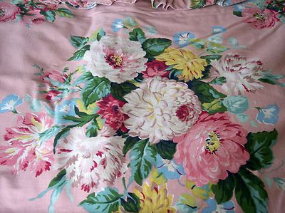 Ralph Lauren's  Cynthia Pink Floral.  Very rare and hard to find.