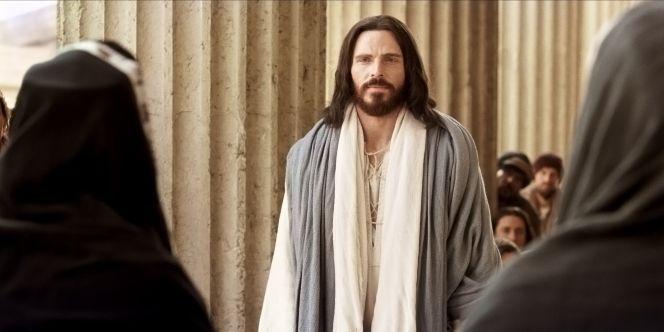 Mateo 21:23–32, Cristo en pie frente a los principales sacerdotes