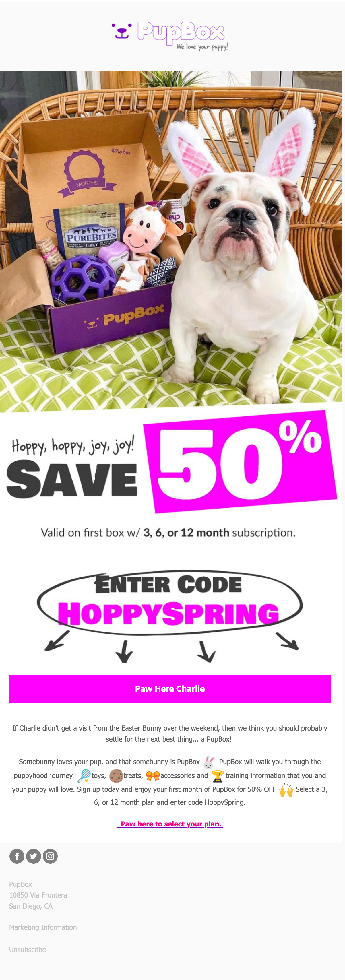 Easter Email Marketing Ideas For A Colorful Holiday In 2020 Email Template Design Email Design Marketing