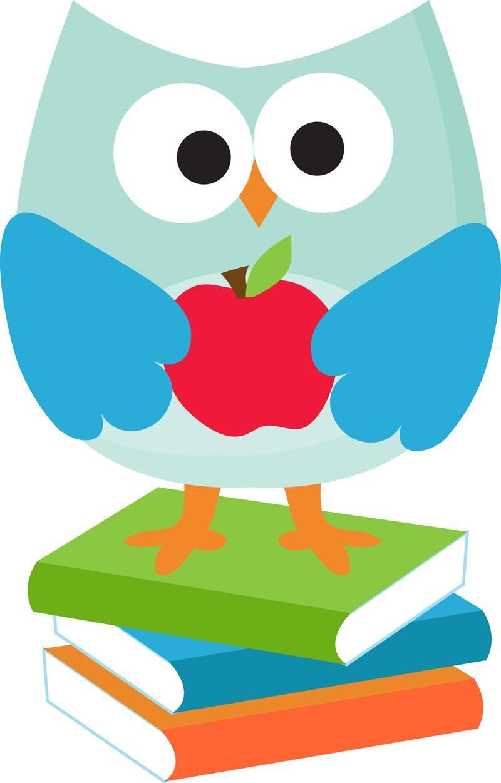 School Owl - Recherche Google Uile Lechuzas Animadas