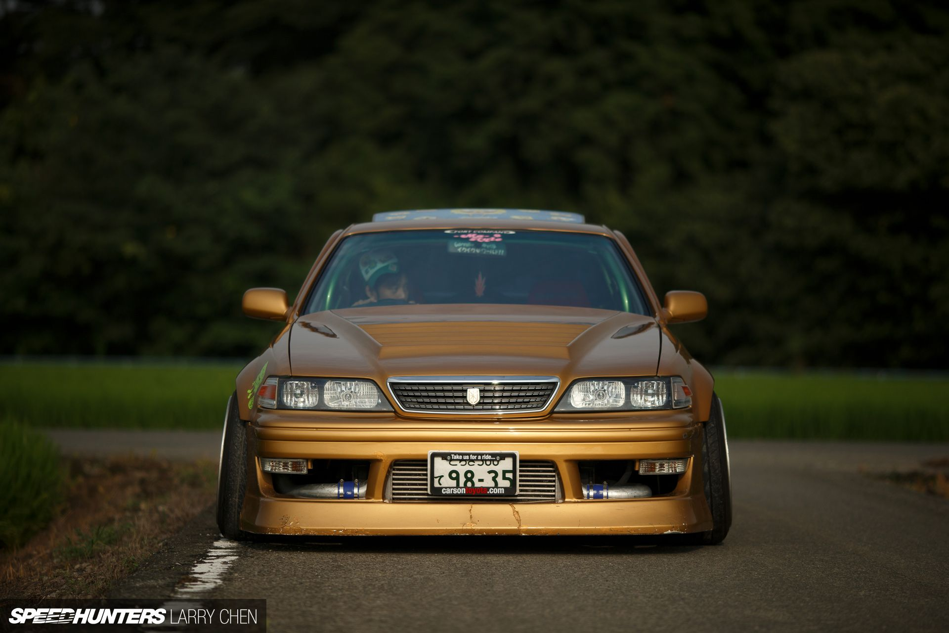 Exceptionnel TOYOTA CHASER JZX100. Attrayant #JZX1000