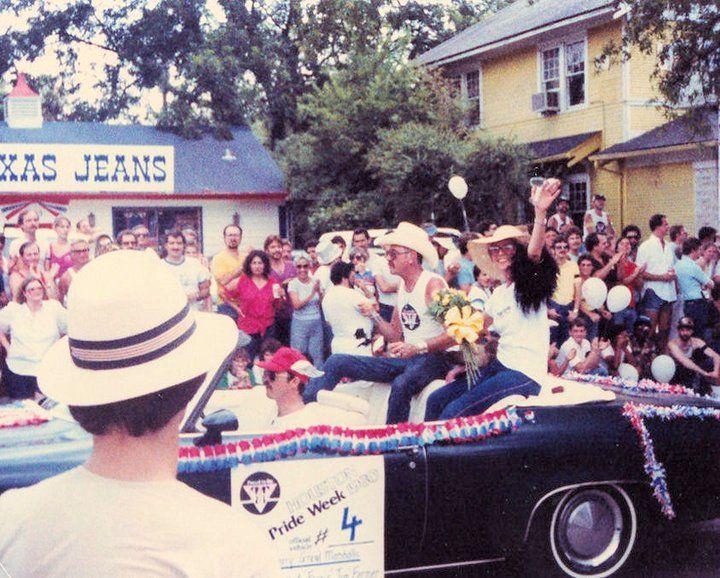Houston pride parade 1980 houston pride parade