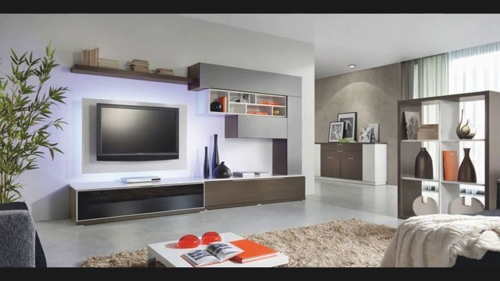Modern Tv Wall Unit Design Tour 2018 Diy Small Living Room Installation Interior M In 2020 Living Room Entertainment Center Living Room Entertainment Living Room Units