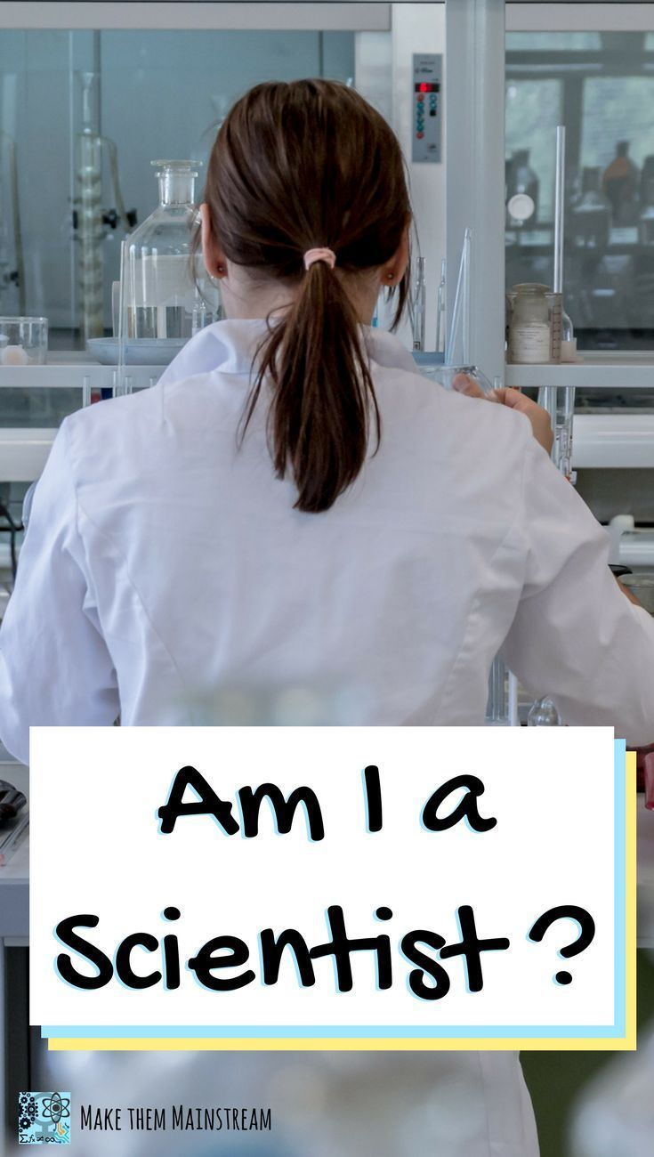 Am I A Scientist Science Education