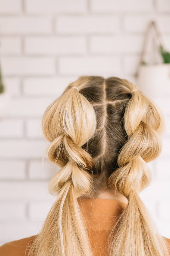 170 Easy Hairstyles Step By Step Diy Hair Styling Can Help You To Stand Apart From The Crowds Hair Styles In 2020 Hair Styles Cute Braided Hairstyles Easy Hairstyles