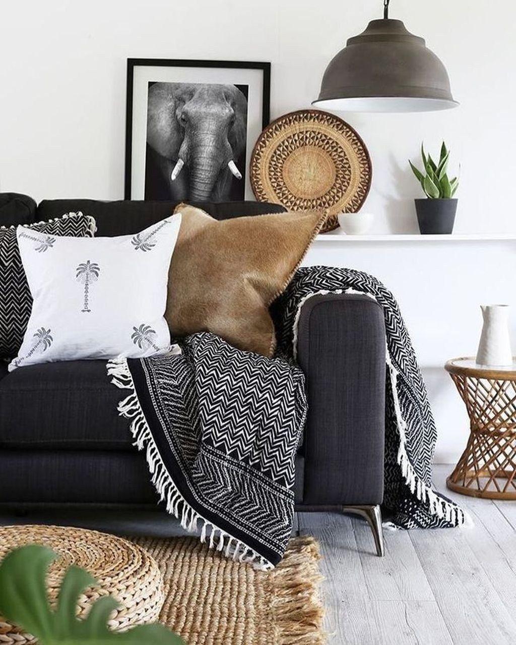 43 Elegant Bohemian Style Living Room Decoration Ideas 43 Elegant Bohemian Style Living Room Decoration Ideas living