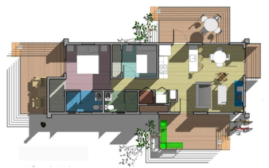 Container Homes Design Plans Property prefab sustainable housing made from recycled shipping containers