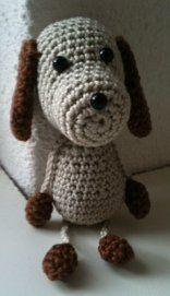 Hondje Gratis Patroon Figurine Crochet Amigurumi Crochet Free