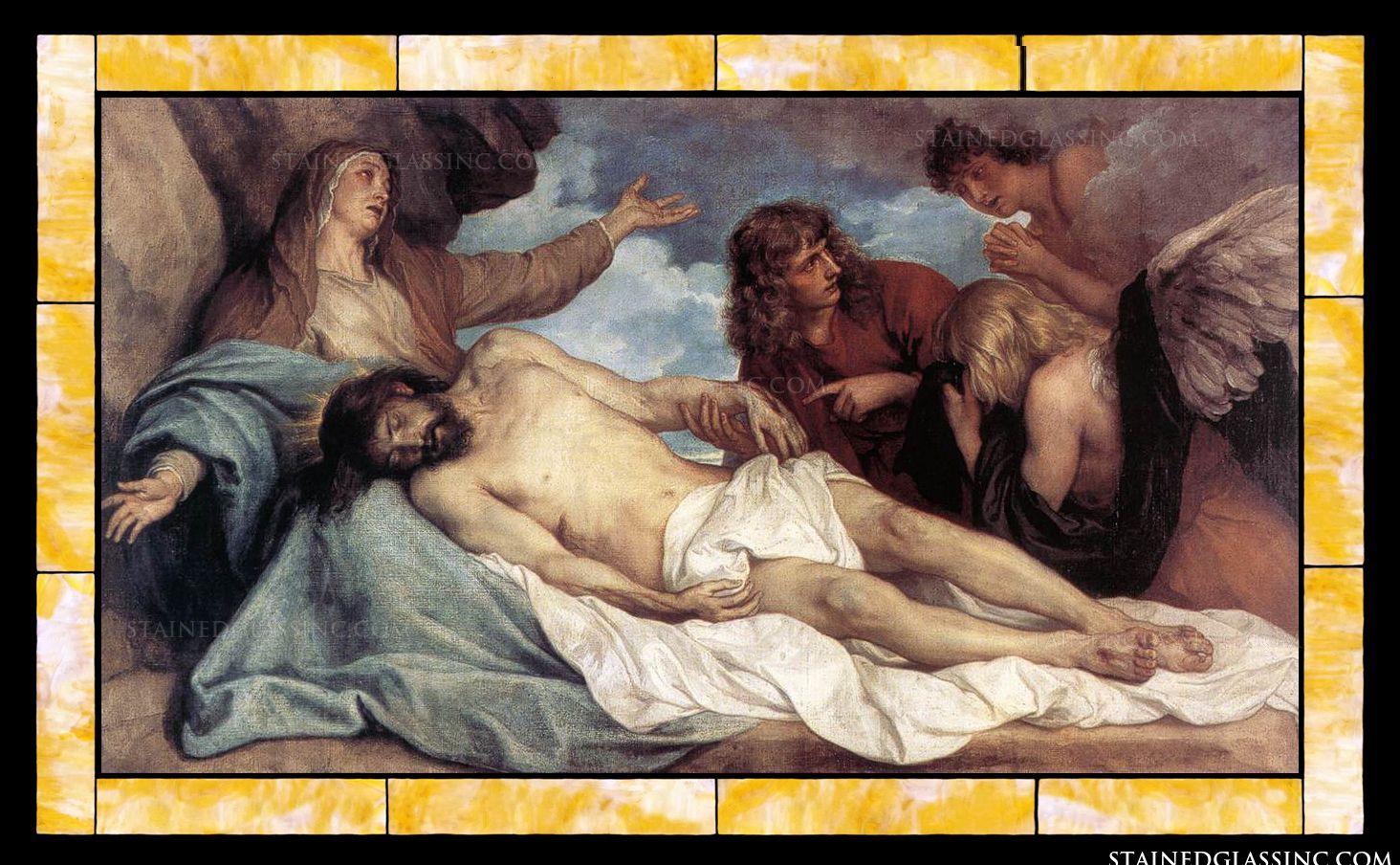 Lamentation of Christ   The Lamentation of Christ by Sir Antony van Dyck