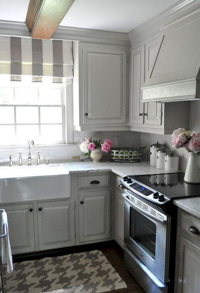 86+ Awesome Small Kitchen Remodel Ideas images