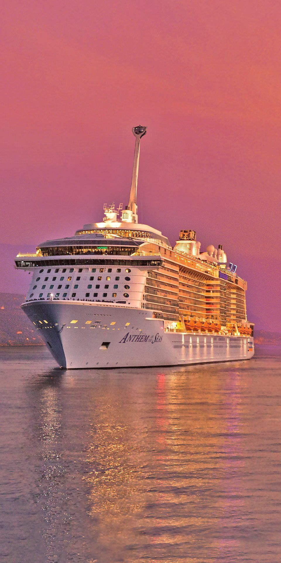 Anthem Of The Seas Welcome Thrill Seekers Gourmet Globetrotters