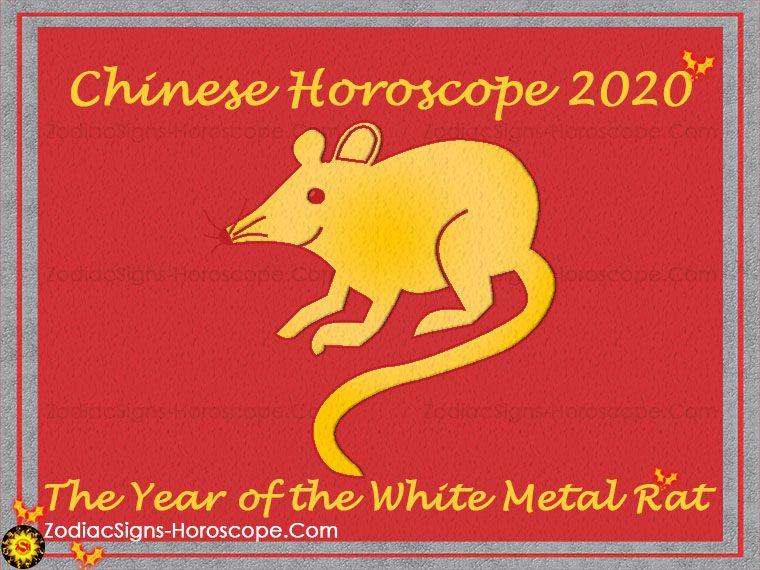 Chinese Horoscope 2020 Chinese New Year 2020 Horoscope