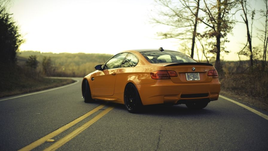 Yellow Color Bmw Wallpaper Download High Quality Bmw Wallpaper Ultra Hd Wallpaper Bmw M3