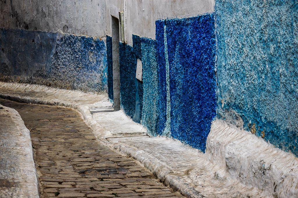 https://flic.kr/p/iJZWgB | Calle azul
