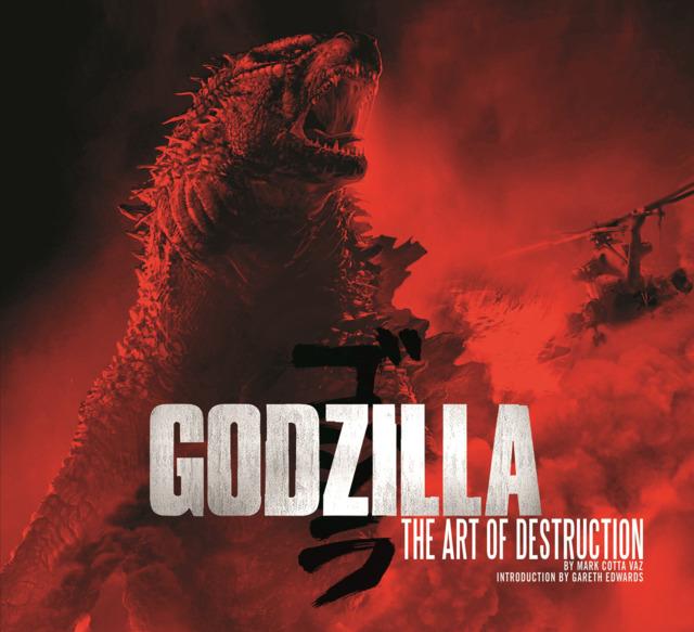 Godzilla The Art Of Destruction 1 Hc Issue Godzilla Godzilla 2014 Godzilla 2014 Movie