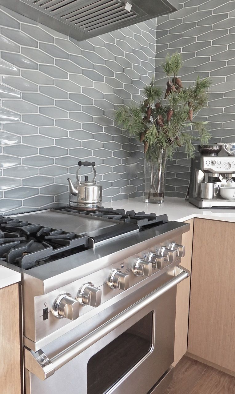 Heath Ceramic Tile Contemporary Kitchen Backsplash Kitchen