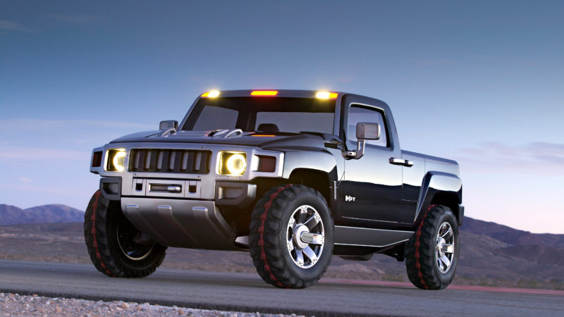 Gmc Hummer Ev 2020 Images Price And Release Date In 2020