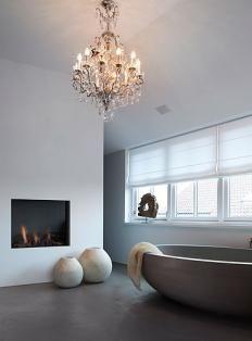 Baden Baden Interior - Badkamers in de stijl van Piet Boon ...