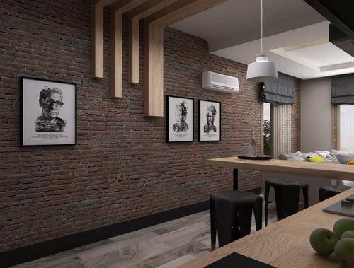 Image de black, breakfast, and interior, kitchen