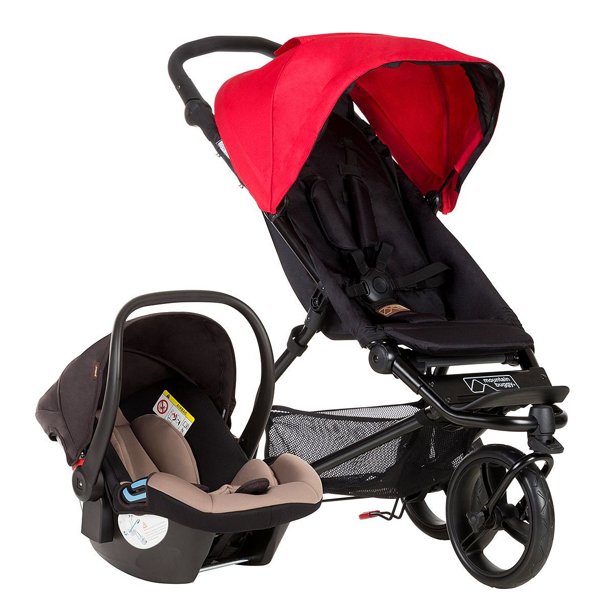 This Travel System Deliver More Capabilities For You and