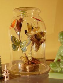 Mark Montano: Butterflies Under Glass