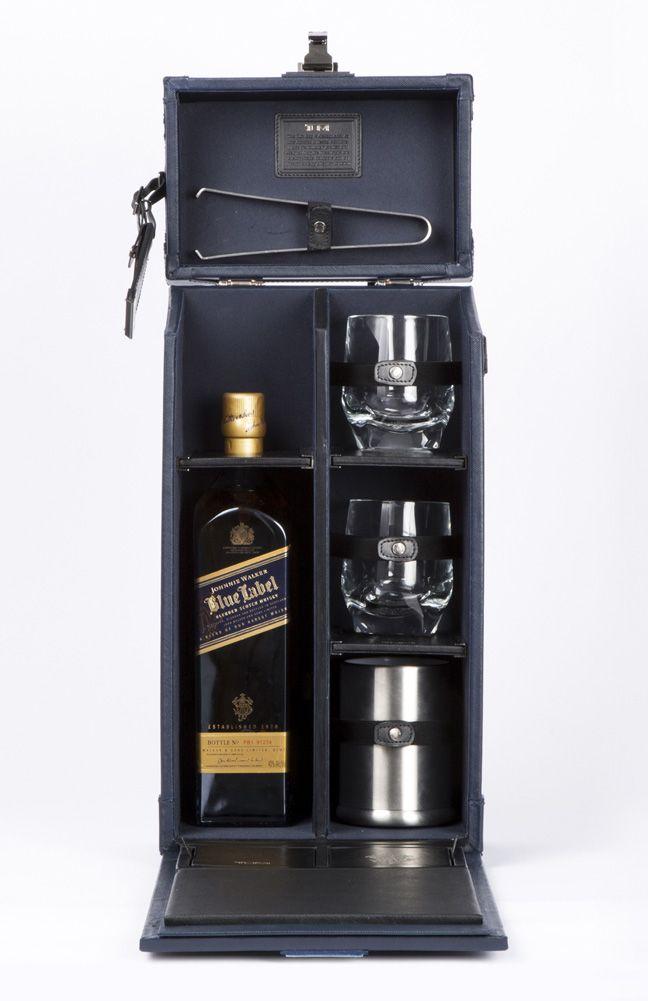 Tumi x Johnnie Walker : Coffret de dégustation. | Whiskey ...