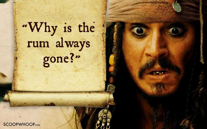 Captain Jack Sparrow Quotes Image Result For Jack Sparrow Quotes  I Am The Captain  Pinterest