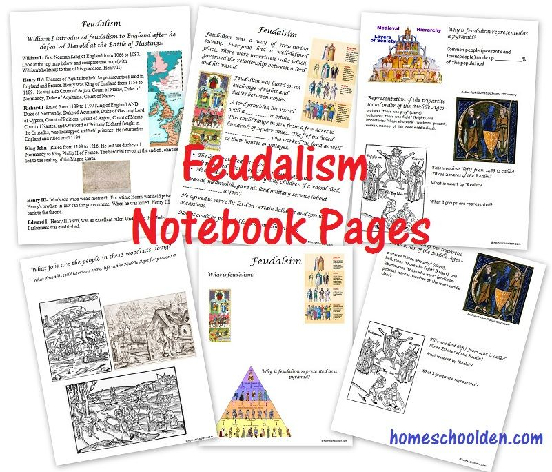 Printable Worksheets feudalism worksheets : Feudalism Worksheets and Activities (an *Awesome* Simulation ...