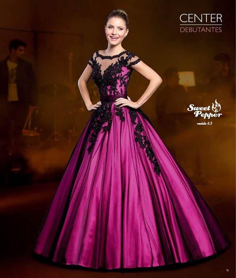 fotos-de-vestido-de-debutante-8 | Debutantes | Pinterest | Vestidos ...