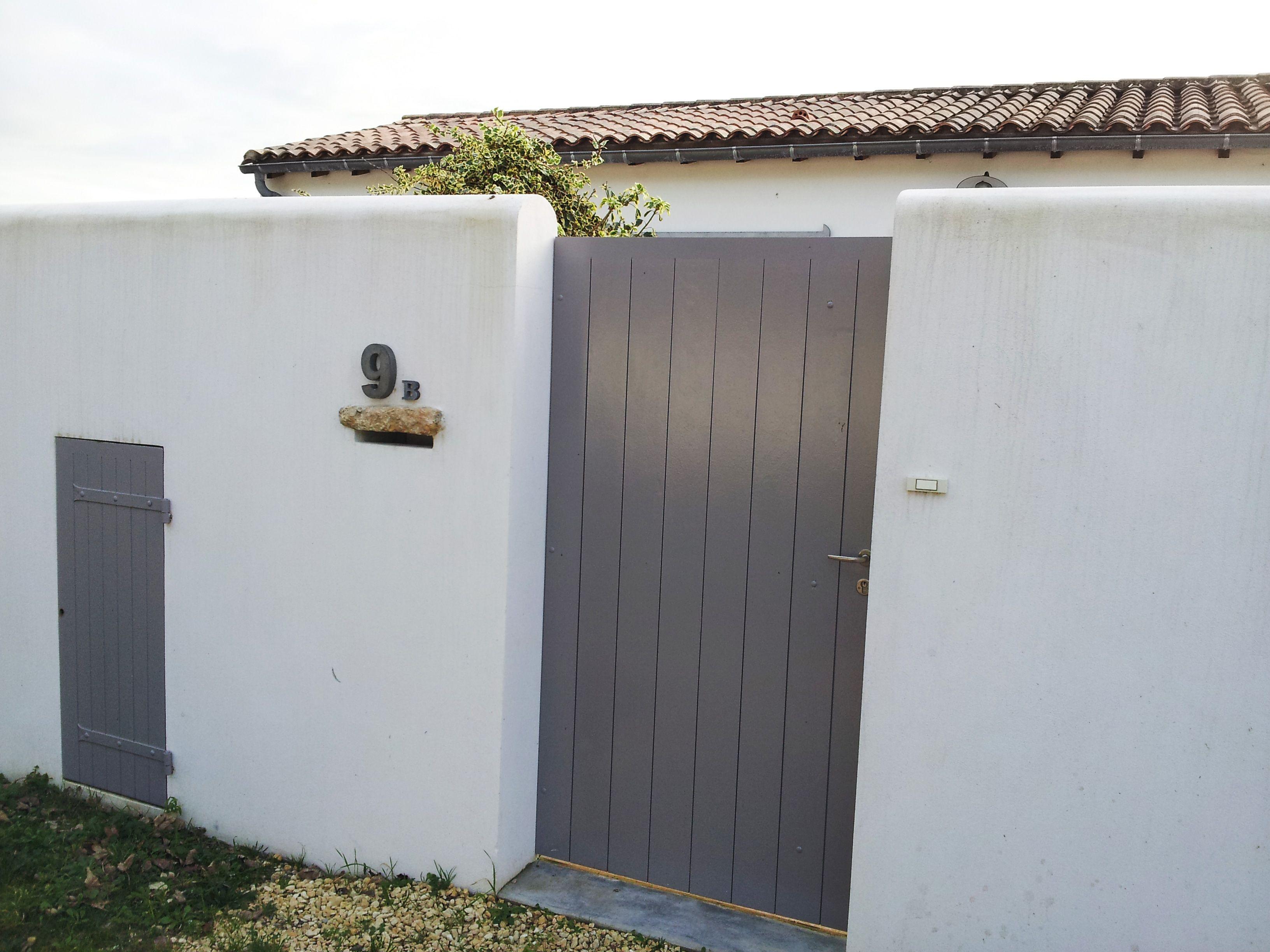 R Sultat De Recherche D Images Pour Maison Huisserie Foncee  ~ Idee Couleur Peinture Volet Bois