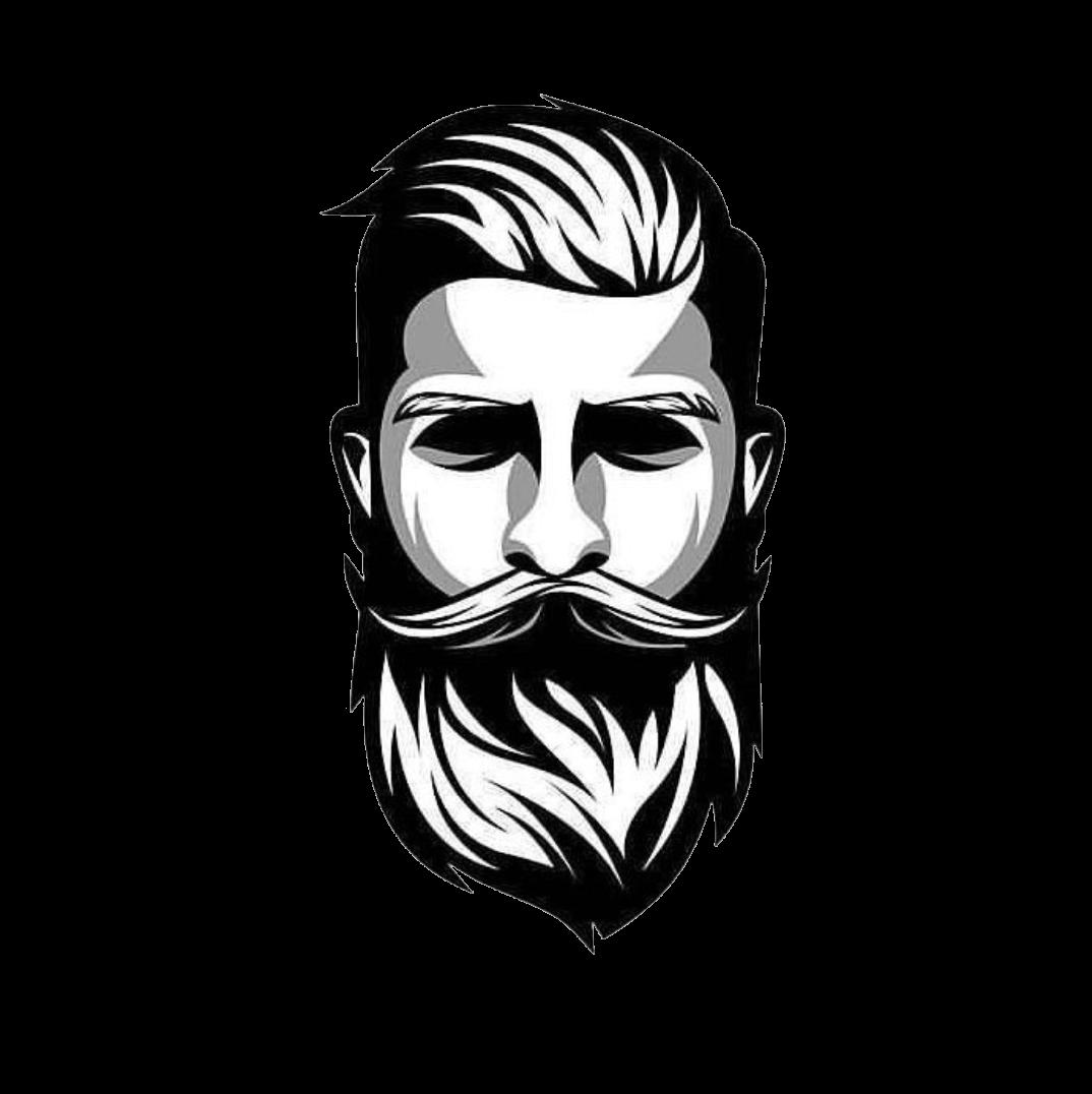 Freetoedit لحية شعار لحية شعر شنب Remixit Beard Wallpaper Beard Logo Design Beard Art