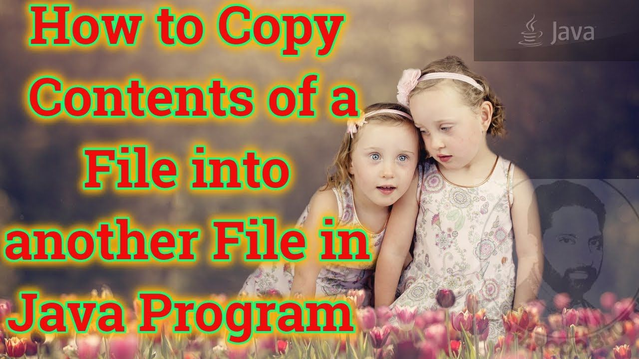 How to copy a file using java hindi urdu in 2020