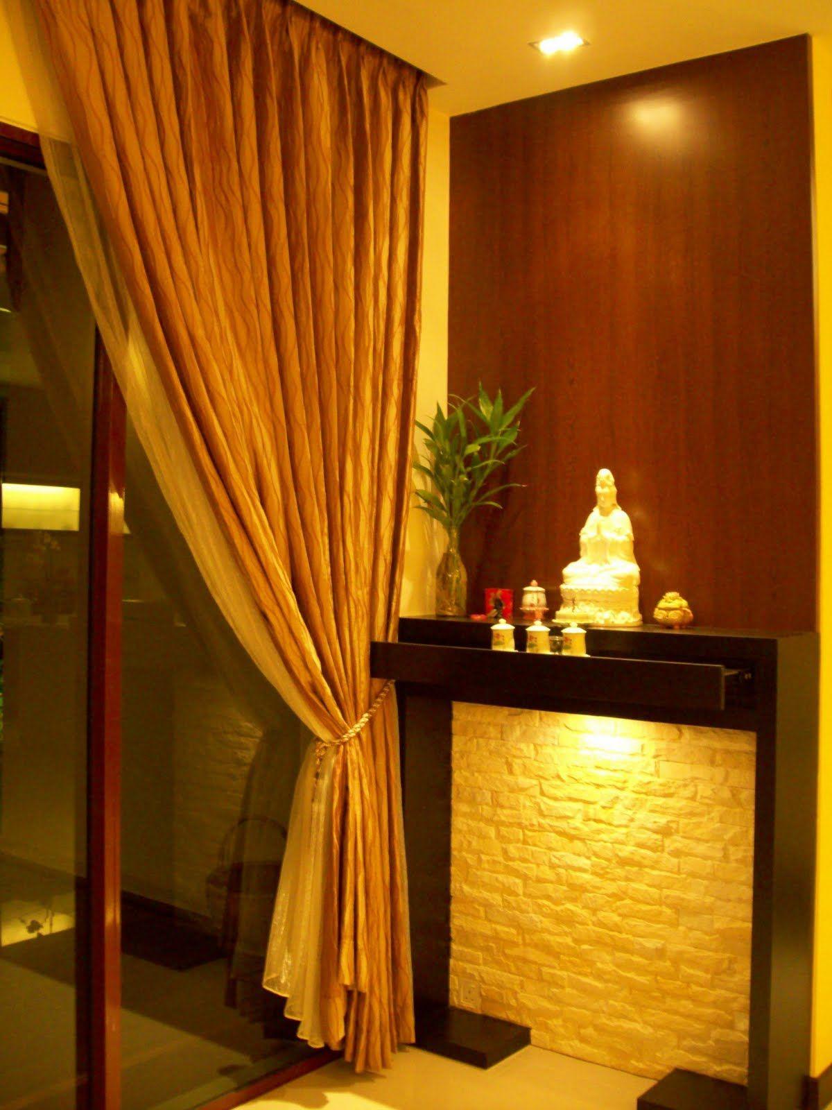 Modern Altar Designs For Home Interior Design