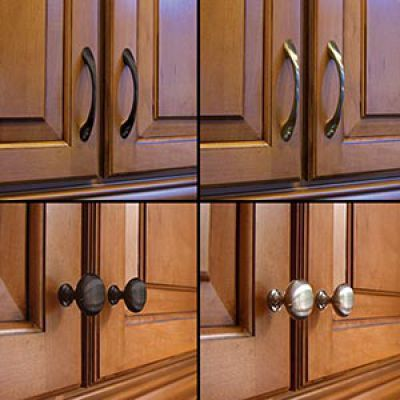 Installing cabinet hardware can be intimidating This simple trick